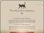 Everybody wants to be a cat Journal Skin (UPDATED)
