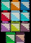 Pixel Progress Bars