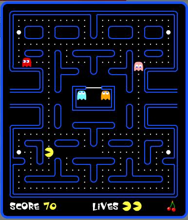 Pacman by pakkman781