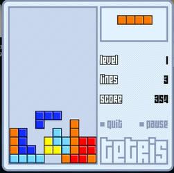 Tetris by pakkman781