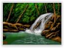 Waterfall by drawsattention