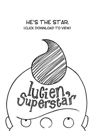 + FILM : Lucien, Superstar + by boum