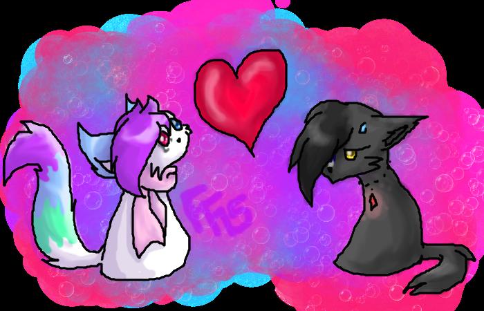 Be My Valentine by fennecthefox15