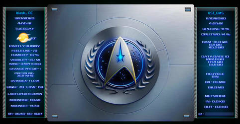 Starfleet Command Meters V1
