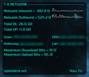 T-8 Network 1.0 by Thinkr8