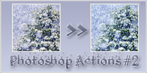 Photoshop Actions 2 by Marssie