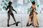Eliza's Nina Cosplay [Tekken 7 PC mod]