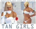 Tan Girls [Tekken 7 PC mod]