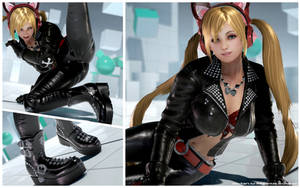 Chloe Rider's Suit [Tekken 7 PC mod] by Abrikatin