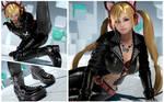 Chloe Rider's Suit [Tekken 7 PC mod]