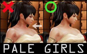 Pale Girls [Tekken 7 PC mod] by Abrikatin
