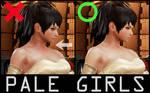 Pale Girls [Tekken 7 PC mod]
