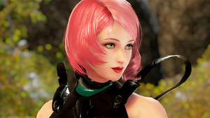 Alisa No Hair Accessory [Tekken 7 PC mod] by Abrikatin