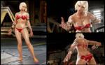 Alisa in Katarina's Bikini [Tekken 7 PC mod]