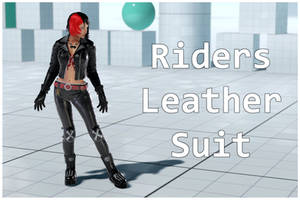 Alisa in Rider's Suit [Tekken 7 PC mod] by Abrikatin