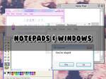 Notepads y Windows