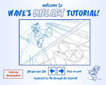 Lineart and SAI tutorial
