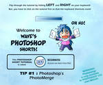 Photoshop Short 1 - Photomerge