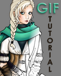 Ysindra step by step coloring tutorial by Chibivi-Linearts