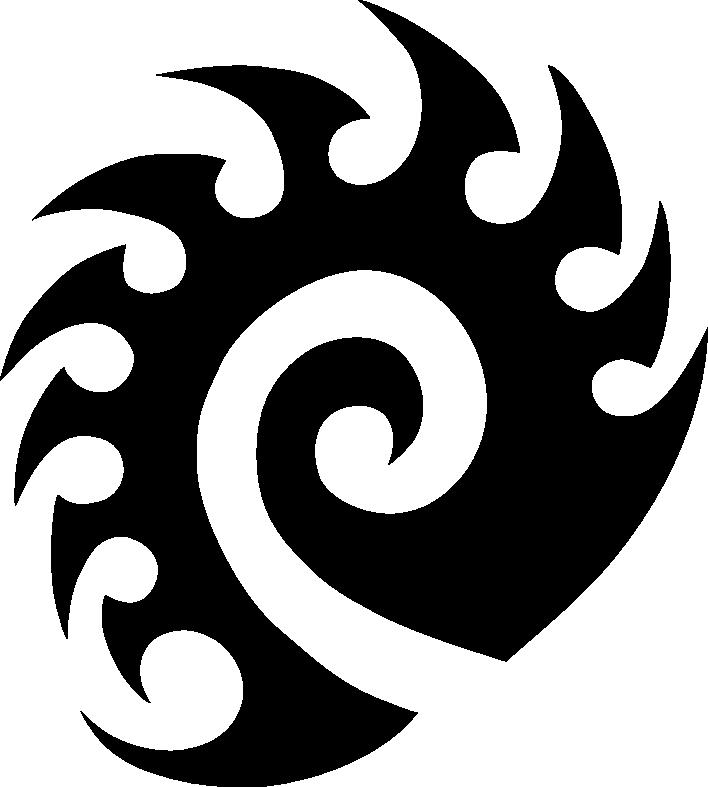 Vector Zerg Logo by elrondsmith
