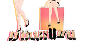 [MMD] High Heels Download