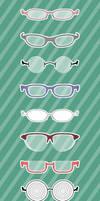 [MMD] Koikatsu Glasses Download