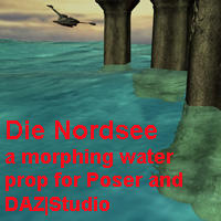 DieNordsee for Poser and DS by bLuTm8