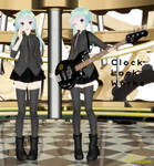 TDA Clock Lock Works Miku
