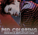 PSD Coloring #12 by 98sbizzle