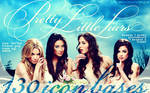 Pretty Little Liars icon bases