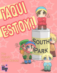 South Park doujinsh spanish AQUI ESTOY parte 1 by Styleet