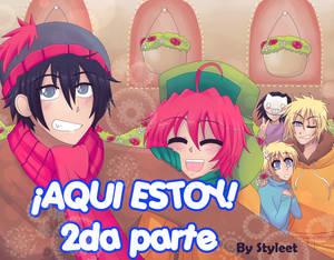 South Park doujinshi spanish AQUI ESTOY parte 2