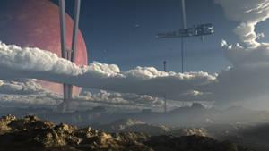 Alpha Centauri B System Outpost