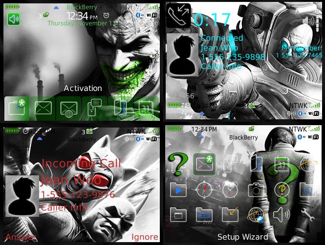 download thema blackberry gemini