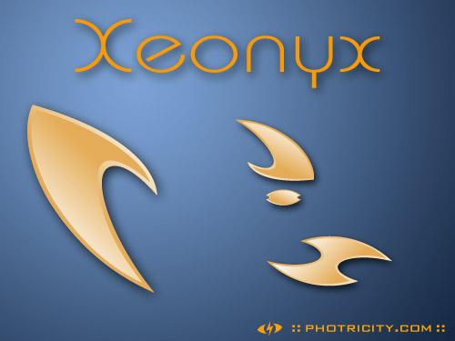 Xeonyx Cursors by ejosh