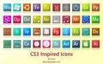 CS3 Inspired Icons