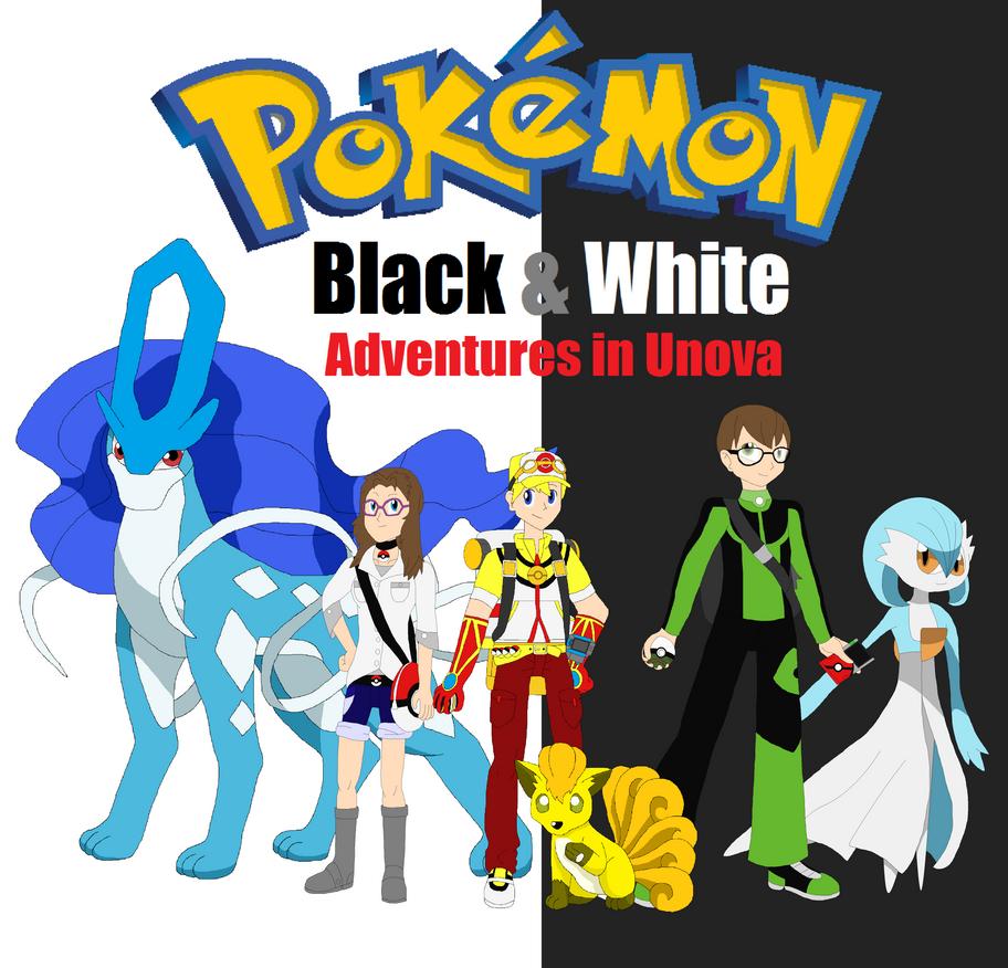Pokemon BxW: Adventures In Unova: Episode 7 By