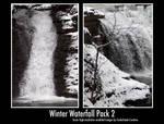 Winter Waterfall Pack 2
