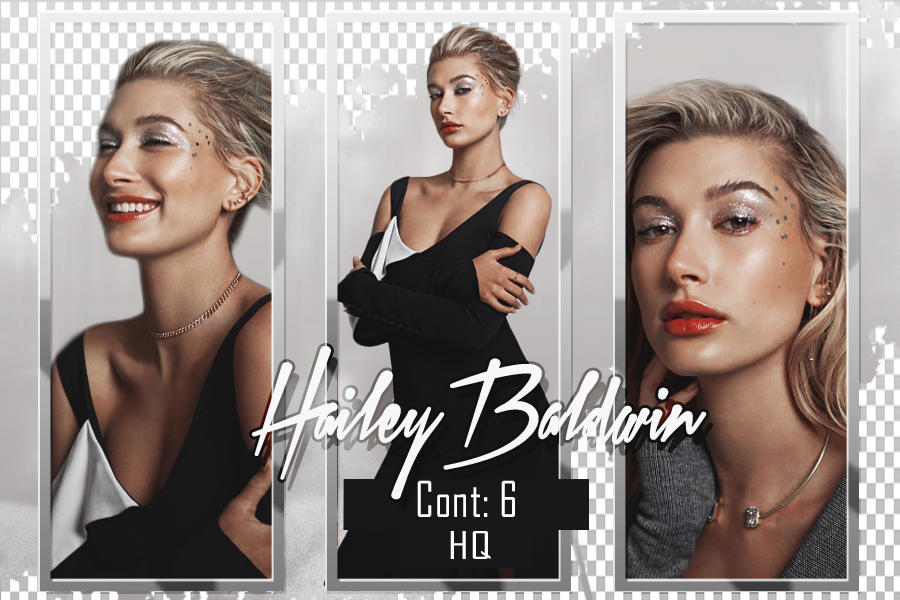 PNG|Hailey Baldwin #1 by Designer1994