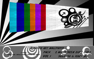 Scratch Art Wallpaper VOL 1 by scratchy22