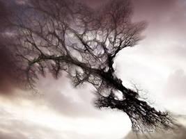 Mystical Tree by Sya