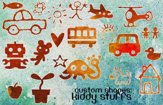 Kiddy Stuffs by hikaridrops