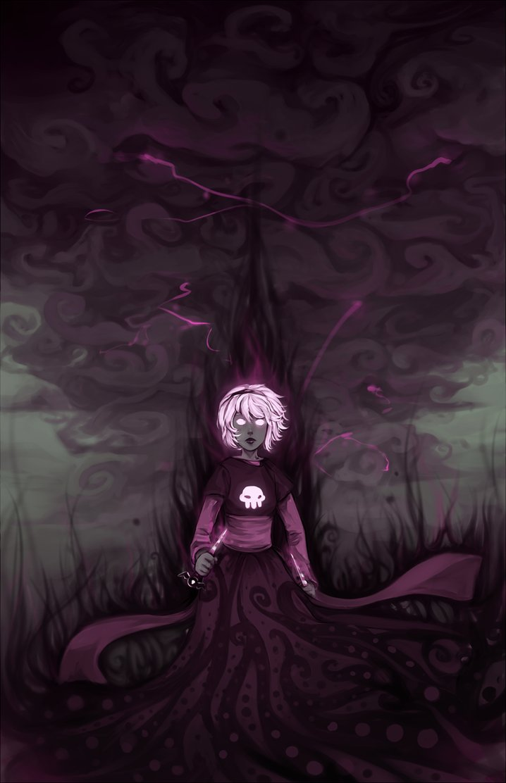 creepy rose wallpaper - photo #14