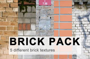 Brick pack by Medniex