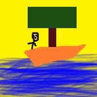 Stickman Sea's by BlackeyeI