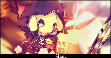 [PSD] Pikachu [Signature Request] by D-Costarelo