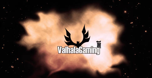 [PSD] Valhalla Gaming Wallpaper [1980x1020] by D-Costarelo