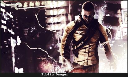 Public Danger by D-Costarelo