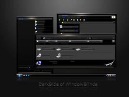 DarkSide of WindowBlinds by weirdoo