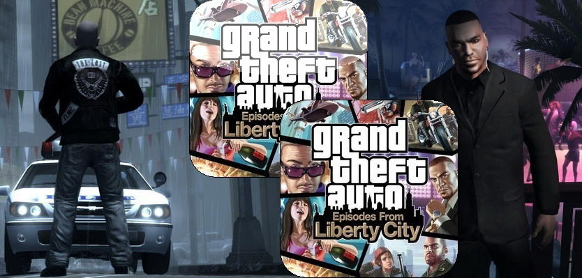 Grand Theft Auto Episodes from Liberty City Title Update 1